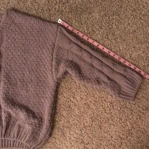 One the land Sweaters - One the land chenille sweater